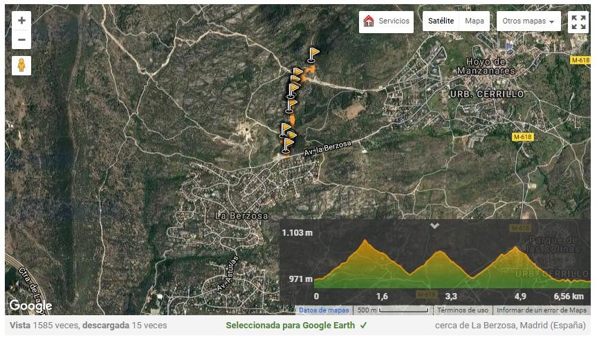 La Berzosa bikepark
